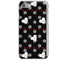 Motif Fleurs 3 iPhone Case/Skin