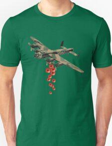 Lancaster Poppy Drop T-Shirt
