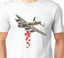 Lancaster Poppy Drop Unisex T-Shirt