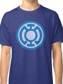 Blue Lantern Corps insignia Classic T-Shirt