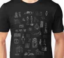 History of Art (dark tee) Unisex T-Shirt