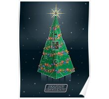 Season's Geekings - Star Destroyer Poster