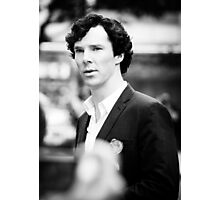 Cumberbatch B&W Photographic Print