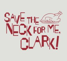 Save The Neck T-Shirt
