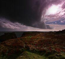 Tornado Sky - Pembrokeshire by rennaisance