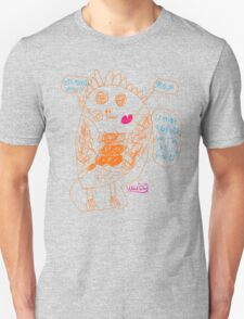 Weird Owl - Color T-Shirt