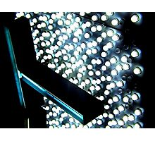 Many a Light Bulb in Times Square Photographic Print