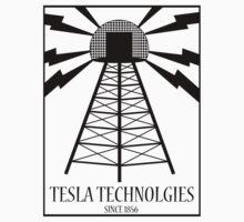 Tesla Technologies by cajunpygmy