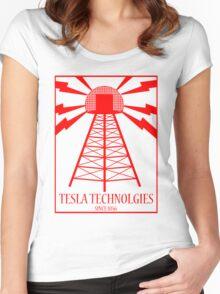 Tesla Technologies Women's Fitted Scoop T-Shirt