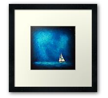 Good winds Framed Print