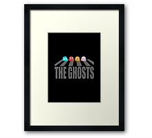 THE GHOSTS Framed Print