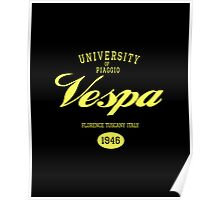 VESPA UNIVERSITY Poster