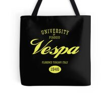 VESPA UNIVERSITY Tote Bag
