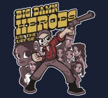 Big Damn Heroes by nikholmes