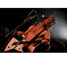 Airbourne - Joel O'Keeffe Photographic Print