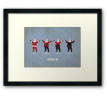 Merrily Go Framed Print