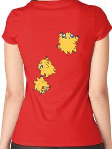 Joltik Climbers Women's Fitted Scoop T-Shirt