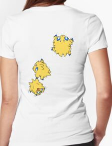 Joltik Climbers Womens Fitted T-Shirt