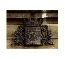 Fluctuat Nec Mergitur ~ Part Two Art Print