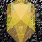 Shine Bright Like A Diamond by Kanika Mathur