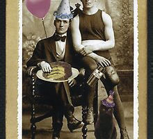 A Gay Birthday by WinonaCookie