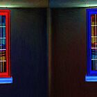 Two Windows by RC deWinter