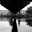 Under the bridge by Stuart Mcguire