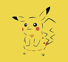 Pokemon Mystery Dungeon Pikachu iPhone Case by NellyMushBean