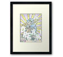 Fantasy Dream- alternate Framed Print