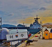 South Korean Naval Base by Fike2308