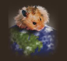 Earth Day Hamster by jkartlife