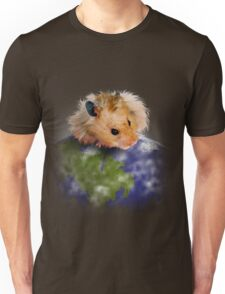 Earth Day Hamster Unisex T-Shirt