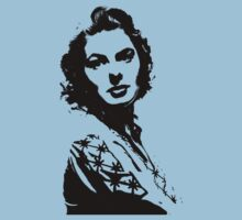 Ingrid Bergman Is Class T-Shirt by Museenglish