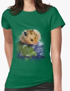 Celebrate Earth Day Hamster T-Shirt