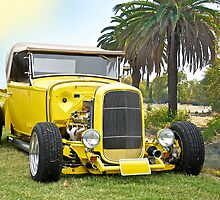 1932 Ford Pick Up Roadster by DaveKoontz