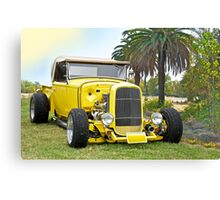1932 Ford Pick Up Roadster Canvas Print