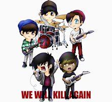 We Will Kill Again - Animated Unisex T-Shirt
