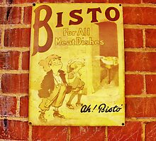 Ah! Bisto by Vincent J. Newman