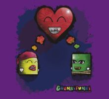 Love On Da Streetz by ChunkiFunki Clothing Co.