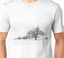 Branching Out in Winter Unisex T-Shirt