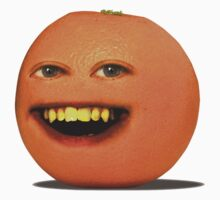 The Annoying Orange! by Atomic5