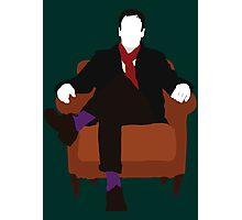 Sherlock Holmes - Elementary V.2 Photographic Print