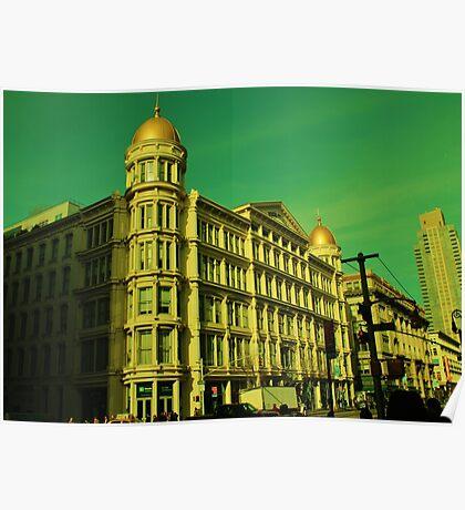 Hugh O'Neill Building  Poster