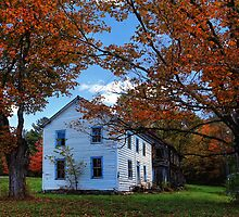 Old Farmstead by Nazareth