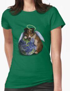 Earth Day Angel Sheltie T-Shirt