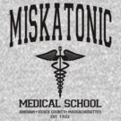 Miskatonic Medical School by AngryMongo