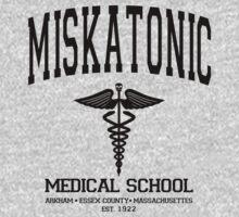 Miskatonic Medical School by AngryMongo