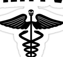 Miskatonic Medical School Sticker