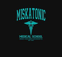 Miskatonic Medical School Blue Unisex T-Shirt