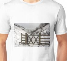 Gateway to a Slippery Slope Unisex T-Shirt